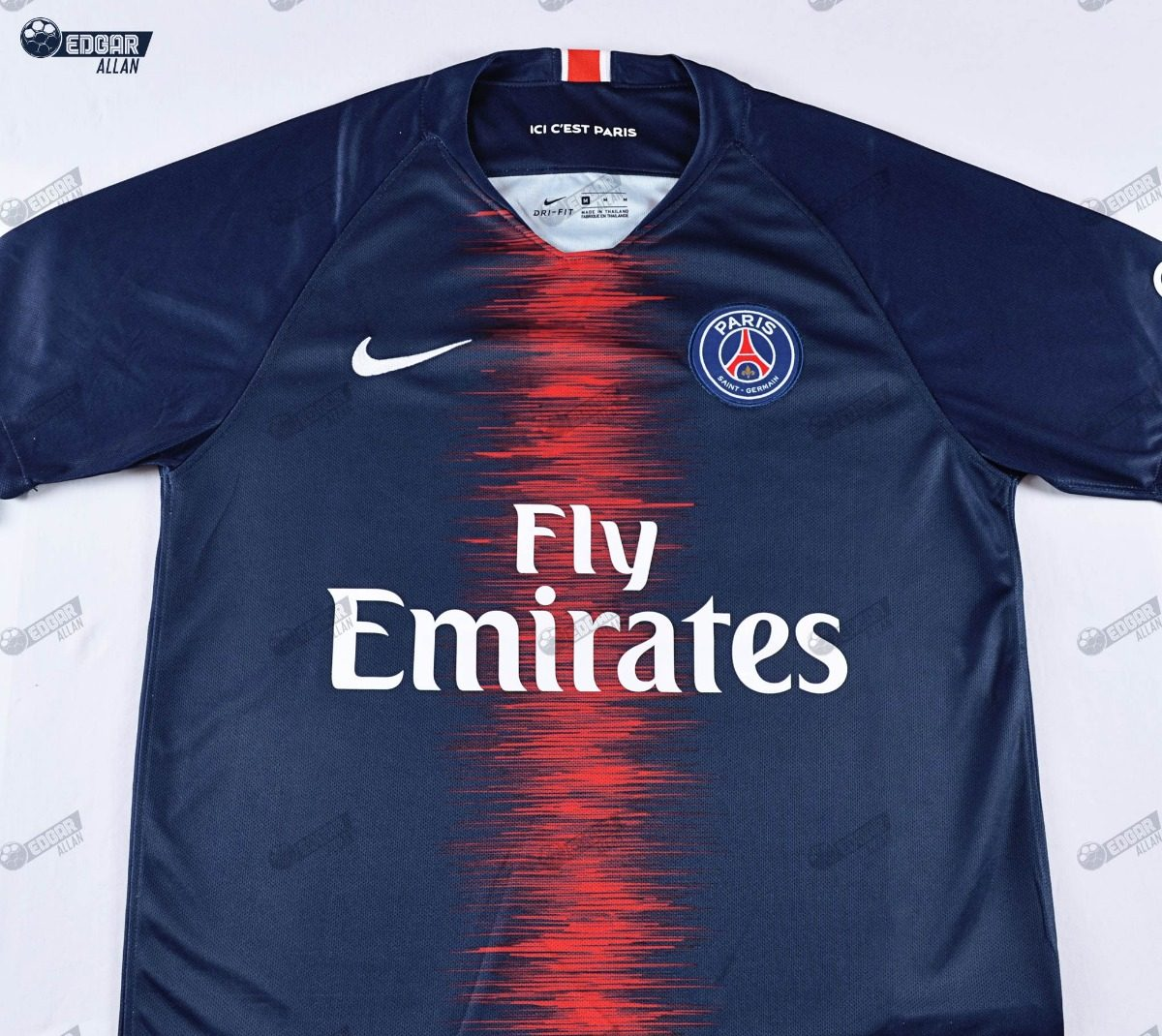 41294389d nueva camiseta psg 18-19 paris saint germain mbappe neymar. Cargando zoom.