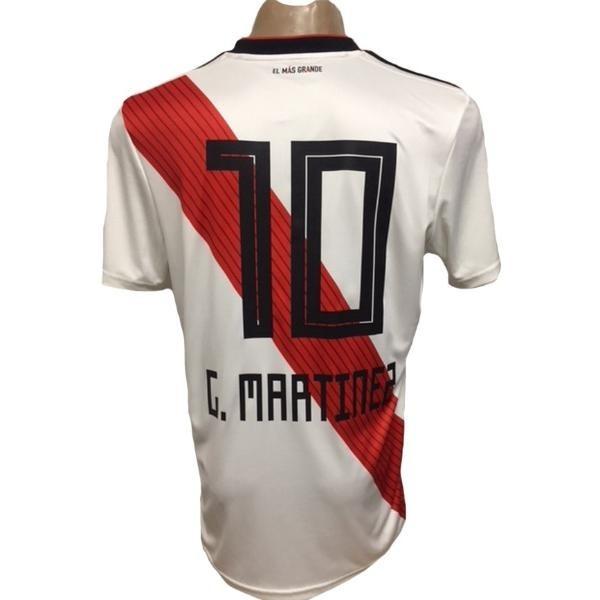 Nueva Camiseta River Plate 2019 Original G. Martinez 10 -   2.279 67aa150c7ccdd