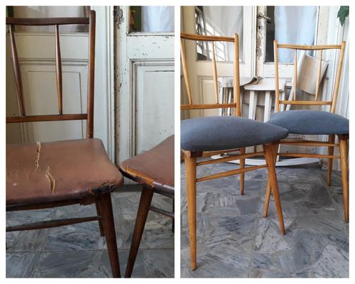 nueva cara a tus viejos muebles.