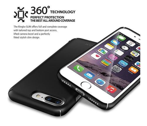 nueva carcasa original ringke slim iphone 7 plus negro