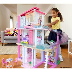 ec3fe7d4b Nueva Casa Inteligente De Barbie Con Wifi Y Comandos De Voz - Accesorios  para Muñecas Casas de Muñecas en Mercado Libre Colombia