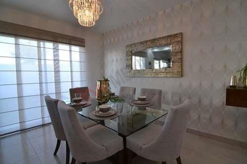 ¡nueva! casa en venta, residencial puerta de hierro, torreón, coahuila