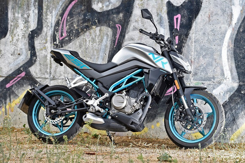 nueva cf moto nk 250 abs 0km - spagna