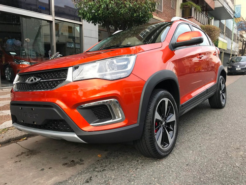 nueva chery tiggo 2 luxury manual!!!