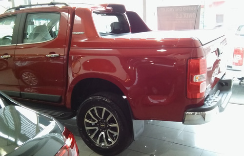 nueva chevrolet s-10 4x2 m/t high country