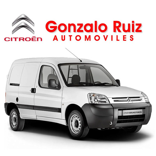 nueva citroen berlingo m69 business 1.6