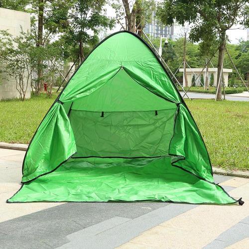 nueva comoda casa de acampar para 2 personas resistente tien