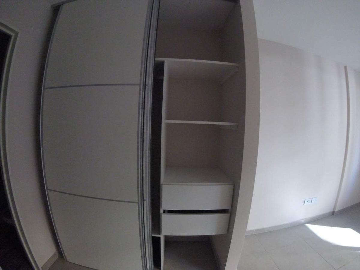 nueva córdoba, vendo departamento 2 dorm/2 baños, balcón