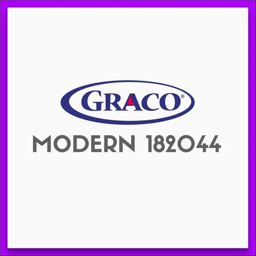 nueva cuna plegable graco pack & play modern con gimnasio !!