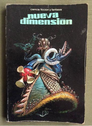 nueva dimensión - ciencia ficción y fantasía nro 117