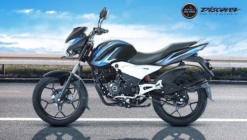 nueva discover bajaj 125 cc 0km