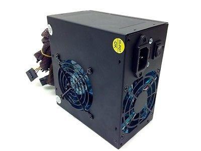 nueva doble led fans 700w atx12v v2.3 sli eps12v v2.92 dual