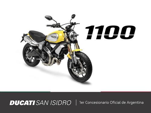 nueva ducati scrambler 1100 0km 2018 nueva!