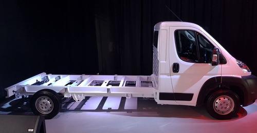 nueva ducato maxicargo anticipo $300.000 plan ambulancia z-