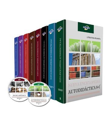 nueva enciclopedia autodidáctica 8 tomos euromexico
