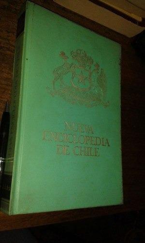 nueva enciclopedia de chile tomo iv francisco j díaz zalazar