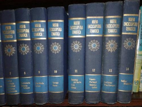 nueva enciclopedia temática
