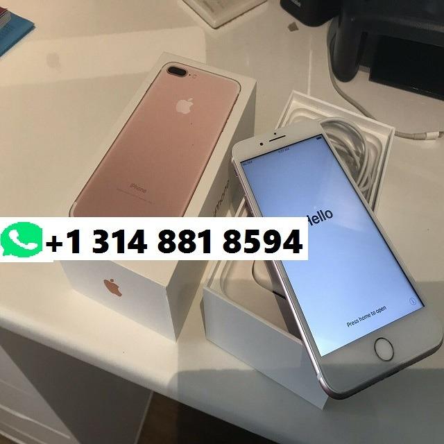 4d8a0630e55 Nueva Fábrica Desbloqueada Apple iPhone 7 Plus 256gb - U$S 270,00 en Mercado  Libre