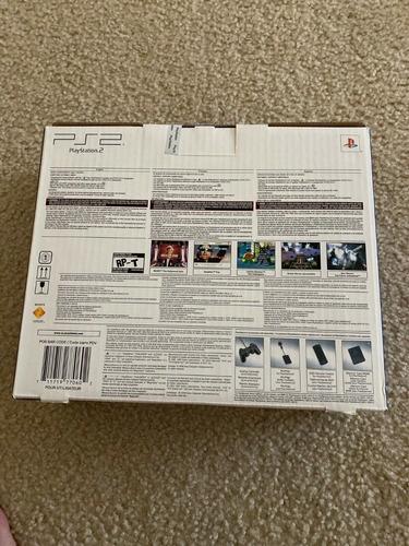 nueva fábrica sellada de sony playstation 2