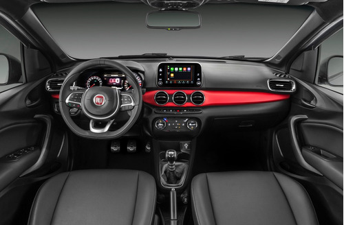 nueva fiat argo 1.3 drive gse automática/manual 2020 b