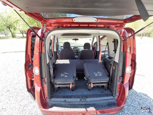 nueva fiat doblo 7 asientos 0km - opcion gnc