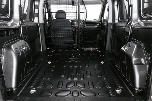 nueva fiat dobló gnc cargo 1.4 fire furgon- anticipo $60.000