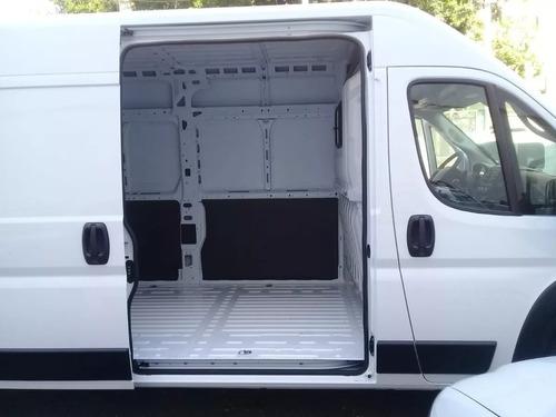 nueva fiat ducato 0km furgon anticipo y cuotas bonificada n-