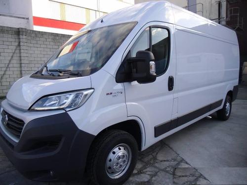 nueva fiat ducato 0km furgon y 15 + 1 tomo usados a-