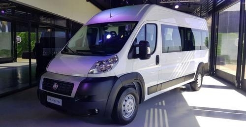 nueva fiat ducato furgon y equipada - tomamos tu usado! -f