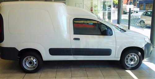 nueva fiat fiorino blanca motor 1.4 nafta 0km  autonovo s.a