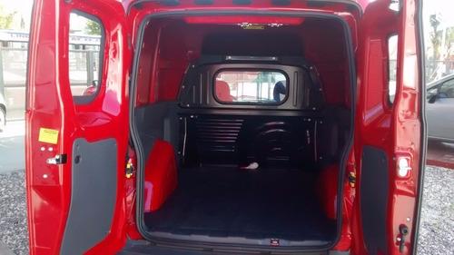 nueva fiat fiorino roja motor 1.4 0km 2017 autonovo s.a