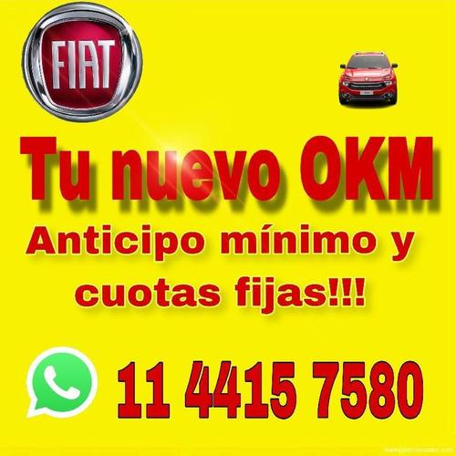 nueva fiat strada 1.3 y 1.4 0km $85.000 o tu usado + cuotas
