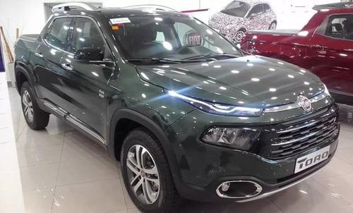 nueva fiat toro 4x4 4x2 diesel y nafta 0km 2019 115.000 *