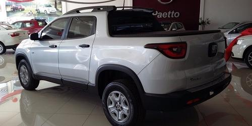 nueva fiat toro fredom 4x2 anticipo de $120000 entrega in dm
