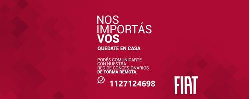 nueva fiorino 0km retira con $90.000 y cuotas tasa 0% x-