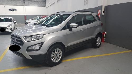 nueva ford ecosport 1.5 se 123cv 4x2  0km entrega inmediata