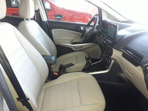 nueva ford ecosport 1.5 titanium 4x2 0km 2018