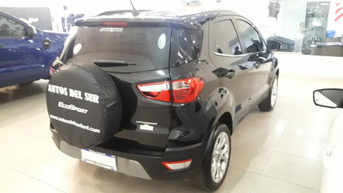 nueva ford ecosport 1.5l titanium entrega inmediata  