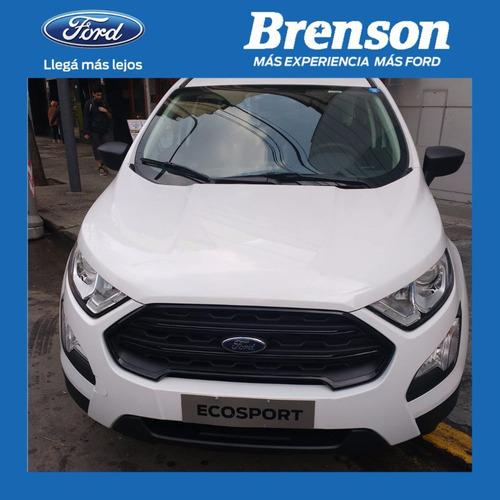nueva ford ecosport 2017 1.5 s 0km  hg