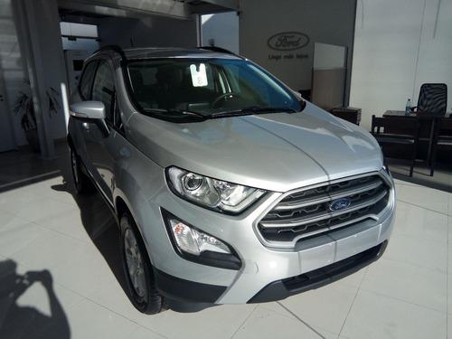 nueva ford ecosport diesel 1.5l 5 ptas 4x2 se