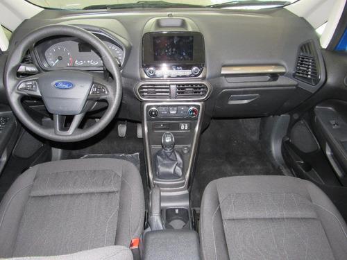 nueva ford ecosport freestyle - 0km - 5 puertas - nafta 03