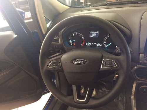 nueva ford ecosport freestyle 1.5 nafta 0km ms3