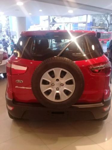 nueva ford ecosport s 1.5 0 km 2017