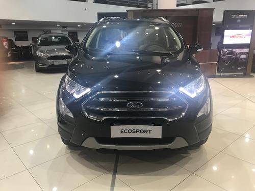 nueva ford ecosport titanium 1.5 dragon nafta 2018 2