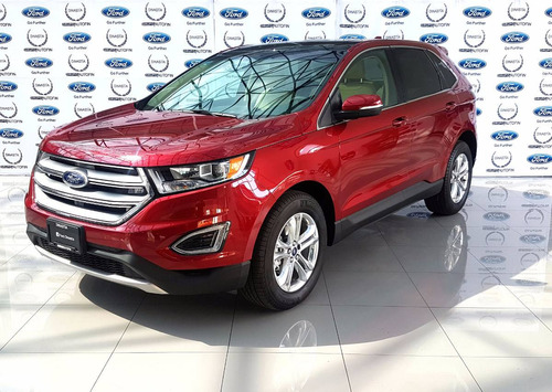 nueva ford edge sel plus 2017