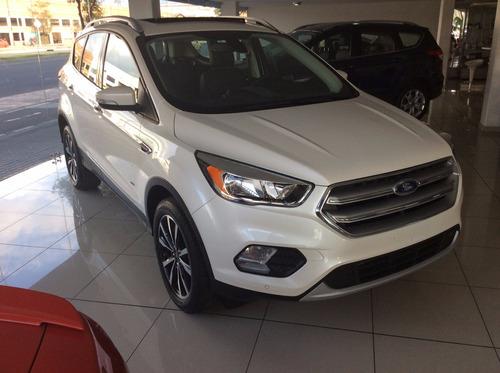 nueva ford escape titanium 2019