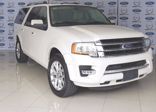 nueva ford expedition limited max 2017