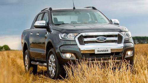 nueva ford ranger en todas su versiones!