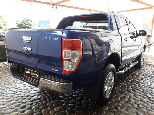 nueva ford ranger limited 3.2   4x4   2013