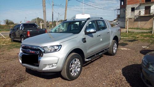 nueva ford ranger limited 3.2l manual usada pocos km